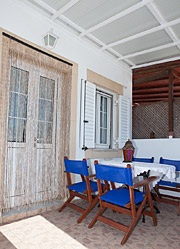 Patmos Island Suzana rooms for rent